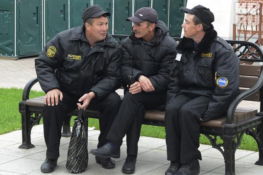 Охранники работали без лицензии на «Вотчине Деда Мороза»