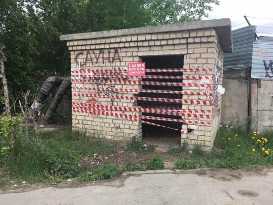 Собственником участка с незаконной свалкой на улице Ленинградской в Вологде оказалась администрация города