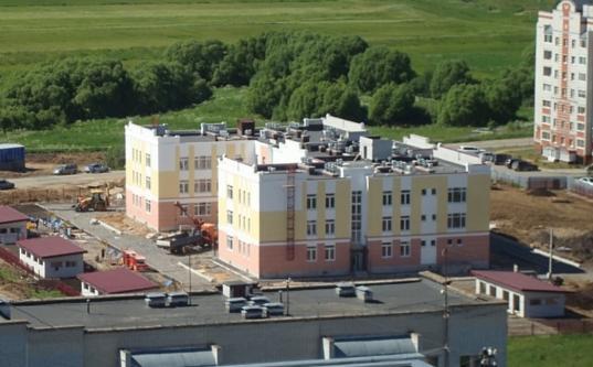 В Вологде достроили детский сад в Осановском проезде
