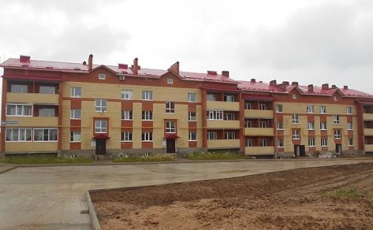 В Вологде дольщики банкротящегося «СУ-35» отсудили право на мансарду и подвал в новом доме в Южном микрорайоне