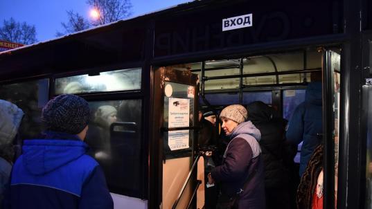 Автобусные маршруты №№ 3, 5 и 49 в Вологде будет обслуживать московский перевозчик