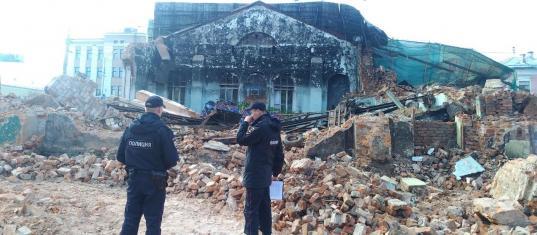 Суд не поверил в версию Анчукова о сносе здания «Труда» в Вологде