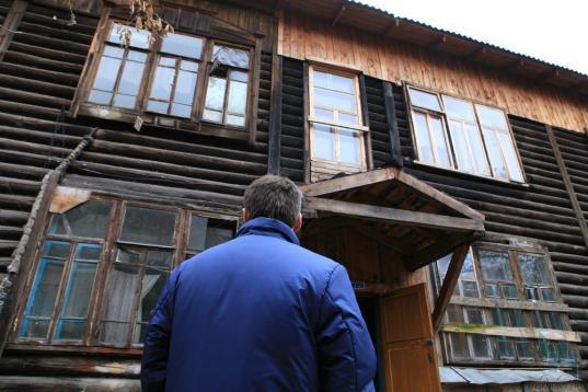 Прокуратура требует наказать чиновников администрации Вологды из-за неснесенных аварийных домов