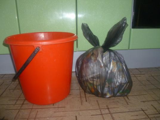 Исследование Newsvo: вологжане накапливают за день около 2 литров мусора