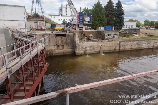 155 млн рублей потратят на реконструкцию очистных сооружений в Шексне