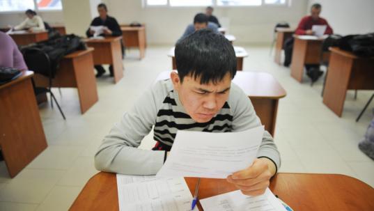 В Вологде открыли центр тестирования для мигрантов