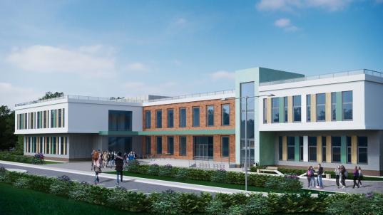 В Бабаево начали строить новое здание детской школы искусств