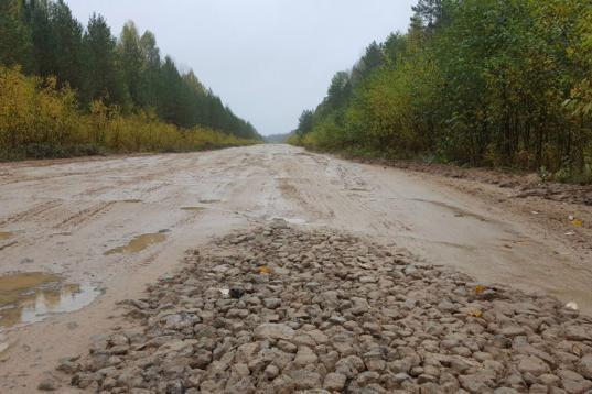 В 2019 году в Вологодской области обещают отремонтировать около 250 километров дорог