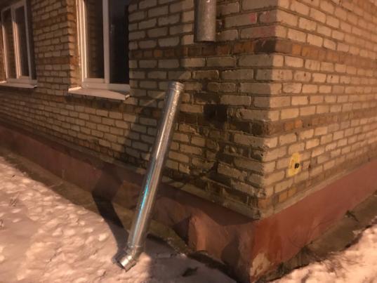 Двух жителей Череповецкого района задержали при краже водосточных труб с жилого дома