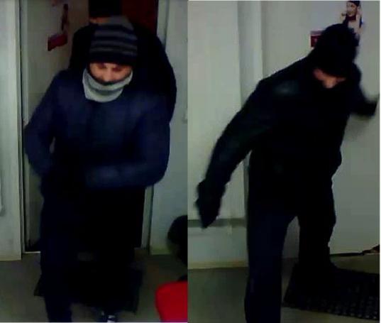 В Вологде полиция ищет двух мужчин, ограбивших офис микрофинансовой организации