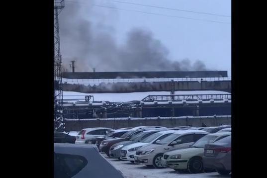 На Череповецком литейно-механическом заводе отказались комментировать хлопок в индукционной печи