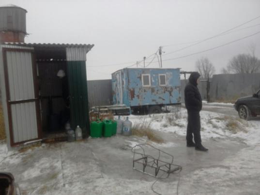 Деревня Абакшино осталась без воды. Власть в курсе, но бездействует.