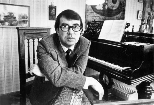 Выставка памяти композитора Валерия Гаврилина откроется в литературном музее Вологды 7 февраля