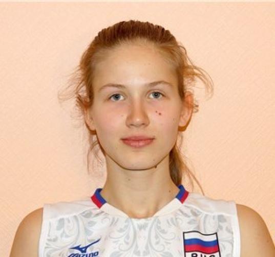 Волейболистка из Череповца выступит за сборную России на молодёжном чемпионате мира