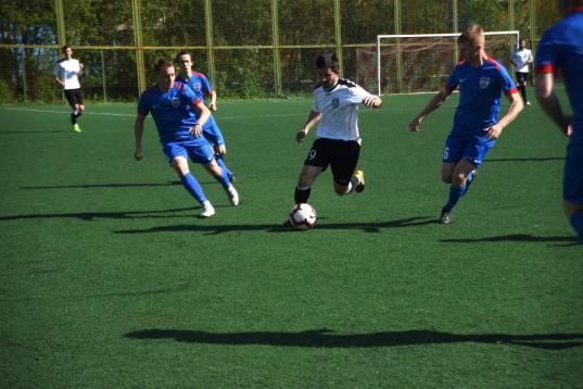 Вологодские футболисты одержали победу над командой из Ярославля