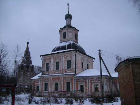 В Вологде теплый храм Владимирской церкви передадут в собственность РПЦ