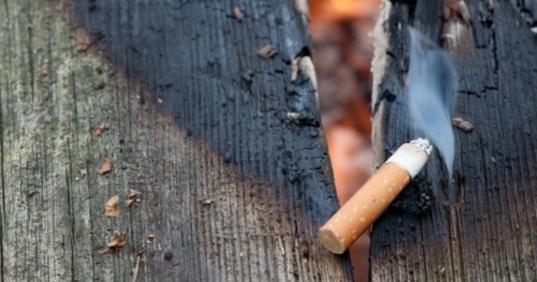 Житель поселка Майский погиб при пожаре из-за курения