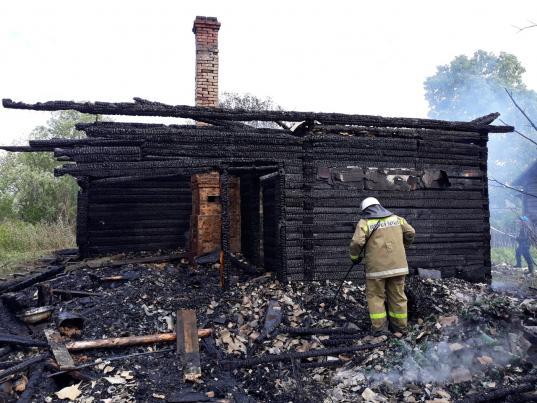 66-летний мужчина погиб на пожаре из-за неосторожного курения в Великоустюгском районе