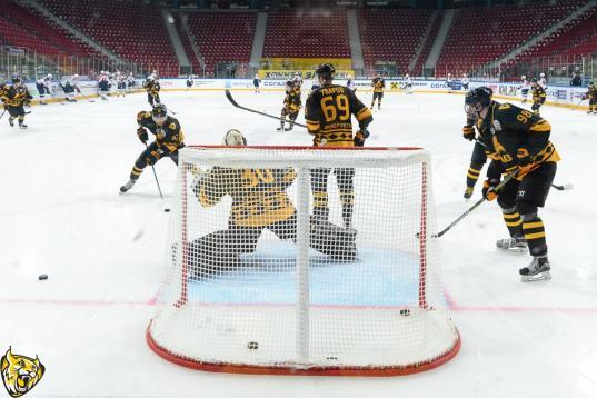 Череповецкий «Алмаз» вышел в плей-офф Молодежной хоккейной лиги