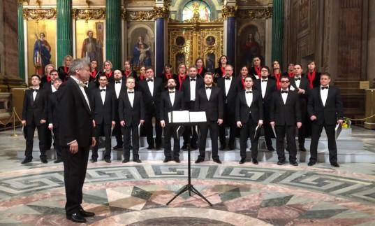 Вологодский музыкант прокомментировал исполнение его песни о бомбардировке США в Исакиевском соборе