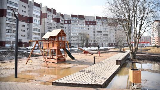 Фирму «СК Новый дом» обязали завершить благоустройство Фрязиновского парка в Вологде