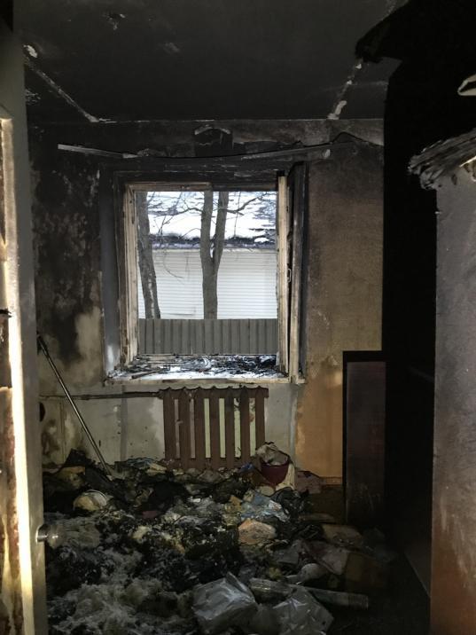 В Вологде при пожаре из-за короткого замыкания в квартире погибла 75-летняя пенсионерка