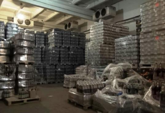 500 литров конфискованного в Вологодской области алкоголя отправили на утилизацию в Ивановскую область