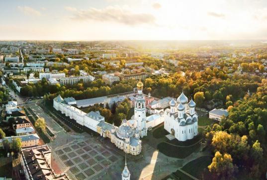 День города в стиле ретро: Вологда отметит 872-летие со дня основания