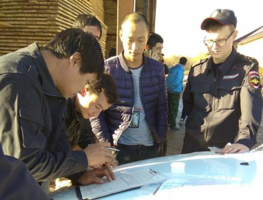 Девять китайцев, монтировавших сушильный цех на улице Элеваторной в Вологде, выдворят за пределы России