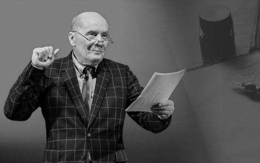 Запись концерта актера Александра Филиппенко покажут в Вологодской областной филармонии