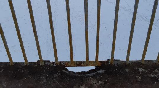 Разрушения на Красном мосту в Вологде подрядчика обяжут устранить по гарантии