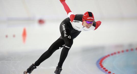 Череповчанка Евгения Лаленкова завоевала бронзу Чемпионата Европы по конькобежному спорту