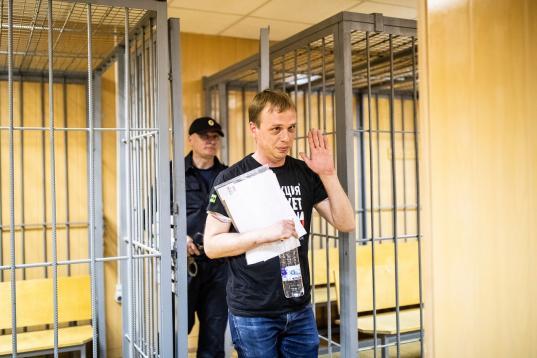 Уголовное дело, возбужденное в отношении журналиста Ивана Голунова, закрыли