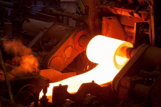 На Череповецком металлургическом комбинате оборудуют смотровую площадку для туристов