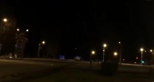 В Вологде владелец «Порше» стрелял из газового пистолета на площади Революции