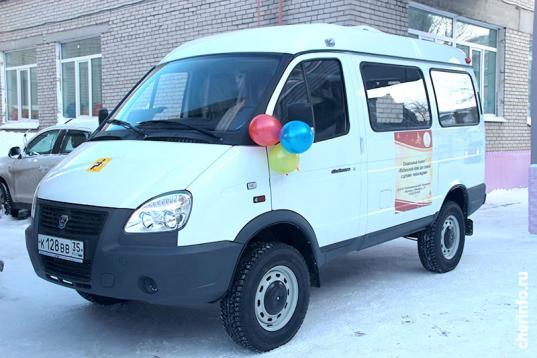 Бригада череповецких врачей выедет в районы Вологодской области, чтобы обследовать детей с инвалидностью