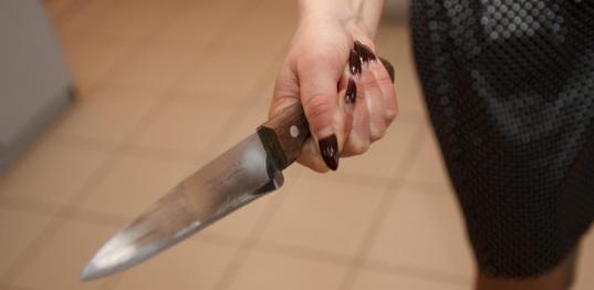В Вожеге вынесли приговор 26-летней девушке, из ревности трижды ударившей ножом своего парня