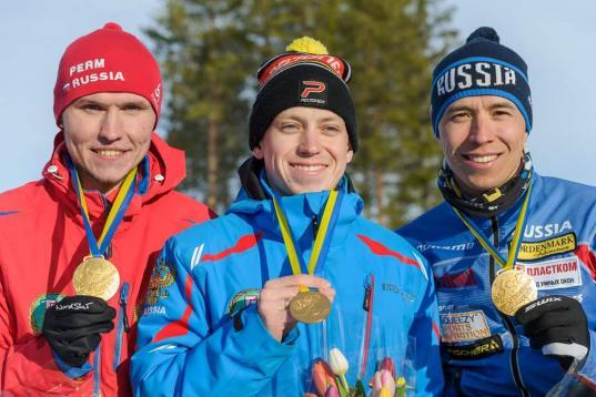 Череповчанин Андрей Ламов завоевал золото Чемпионата мира по спортивному ориентированию на лыжах