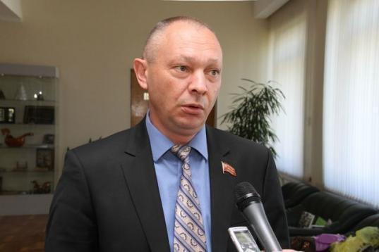 КПРФ в Вологодской области хочет выдвинуть в губернаторы Александра Морозова