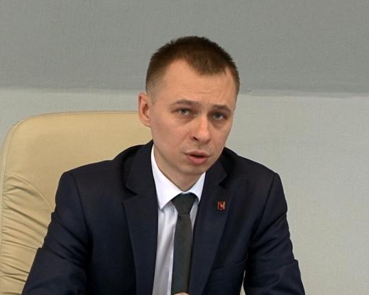 АнтонМусихинуволился из администрации Вологды