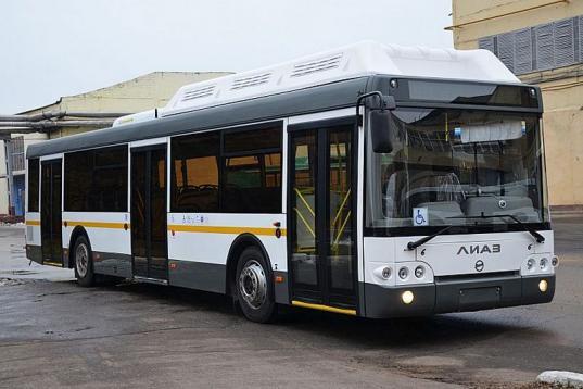 25 низкопольных автобусов купили в Череповец
