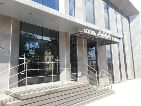 Гостиницу «Ария» в Вологде обязали оборудовать вход для маломобильных групп населения