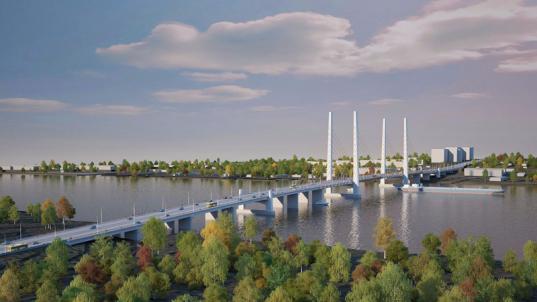 Контракт на строительство нового моста через Шексну в Череповце подпишут с АО «ВАД»