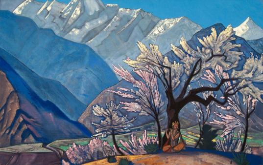 В арт-пространстве FABRICA в марте откроется выставка «Индийский путь. Рерихи»