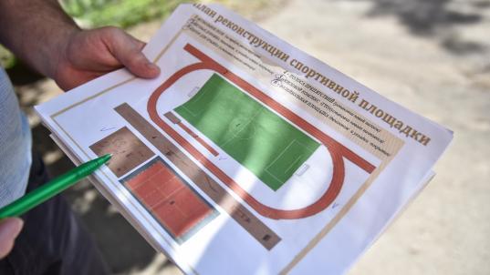 В Вологде начались первые работы в рамках проекта «Народный бюджет ТОС»