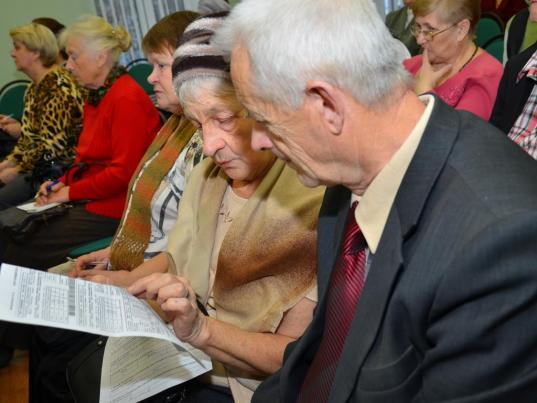 В Вологодской области появится уполномоченный по защите прав пенсионеров и ветеранов