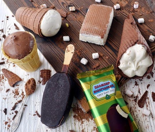 Вологодское мороженое начали продавать в Кот-д'Ивуар