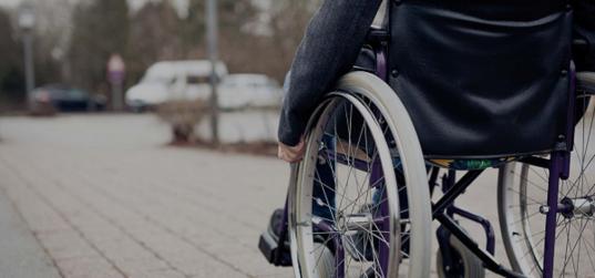В Вологде вынесли приговор мужчине, пытавшемуся убить посетителя магазина на инвалидной коляске