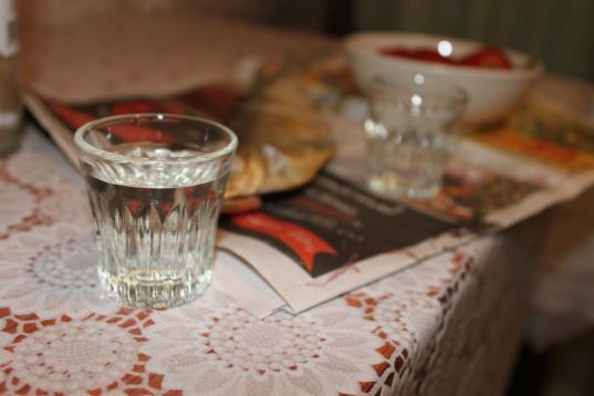 Жителя Кичменгского Городка убили ночью на квартире у приятеля