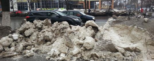"""Мэр Вологды сказал, что """"Магистраль"""" убирает один квадратный метр снега за 29 копеек"""